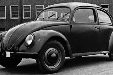 VW Escarabajo Prototipo