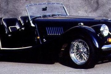 Historia del Morgan Plus 8