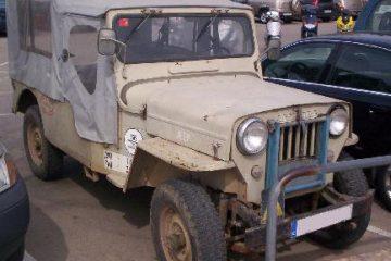 Jeep CJ-6 VIASA