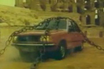 Renault 18 Diesel. Anuncio de TV