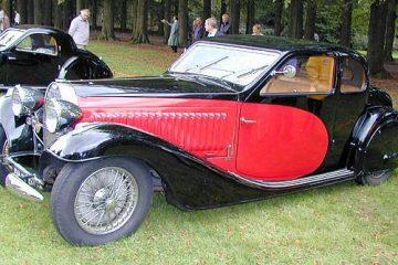 Historia de Bugatti