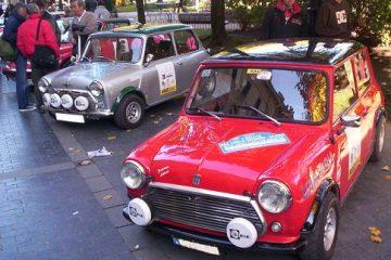 Rallye Vasco-Navarro Histórico 2007