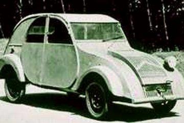 Citroën 2CV 1938