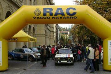 Rallye Vasco-Navarro Histórico 2008