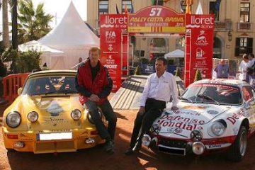Rally Costa Brava 2009