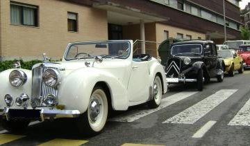 I Travesía de Vehículos Clásicos Donostia-Irun