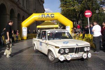 Rallye Vasco-Navarro Histórico 2011