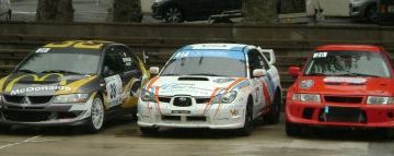 Rallye du Pays Basque 2012