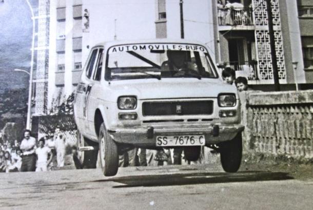 Andrés Vilariño. SEAT 127