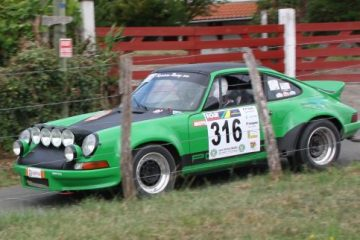 Rallye du Pays Basque 2013