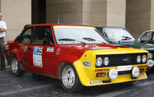 Rallye Vasco-Navarro histórico 2013