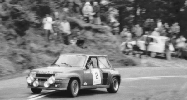 Rallye Vasco Navarro 1982