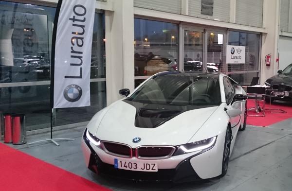 BMW i8, Ficoauto 2016