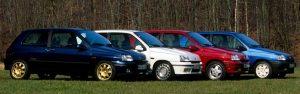 Gama Renault Clio Deportiva