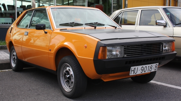 SEAT Sport 1430 bocanegra