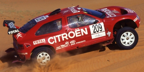 Citroën ZX Rallye Raid Evolution 1994