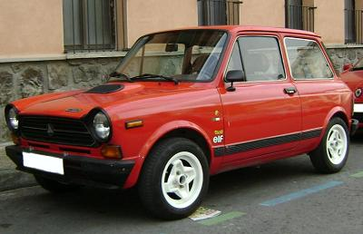autobianchi a112 abarth historia y fotos. Black Bedroom Furniture Sets. Home Design Ideas