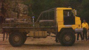 Pegaso Proto 7223 motor trasero