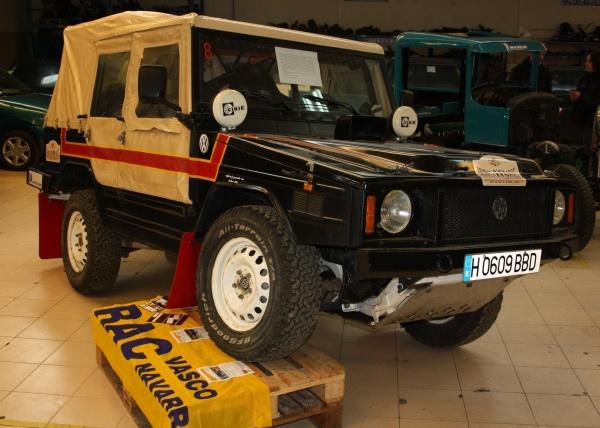Replica Volkswagen Iltis Dakar 1980