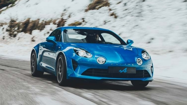 Alpine A110 AS1 2017