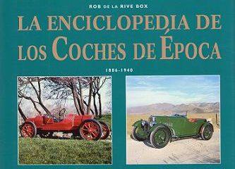 Enciclopedia de los coches de época (1.886-1.940)