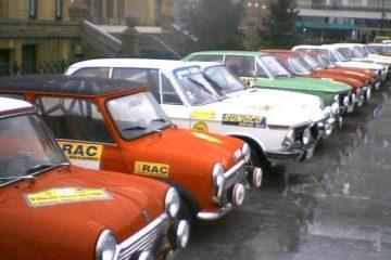 Rallye Vasco-Navarro Histórico 2003. VI Memorial Ignacio Sunsundegui