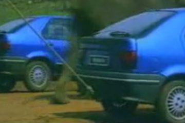 Renault 19 TXi. Anuncio TV