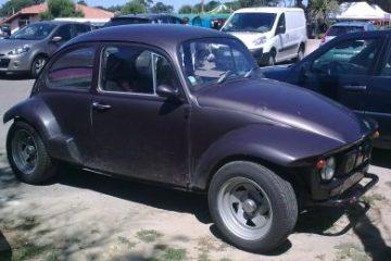 Volkswagen Escarabajo Custom Buggy