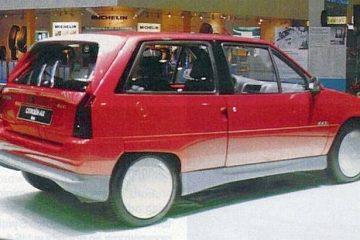 Citroen AX ECO Concept Diesel 1993