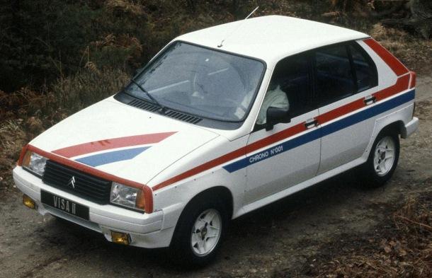 Citroën Visa Chrono 1982