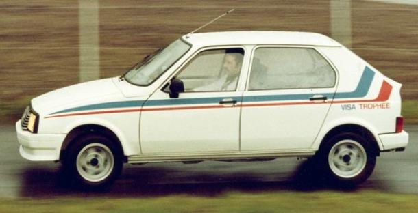 Citroën Visa Trophee 1.981