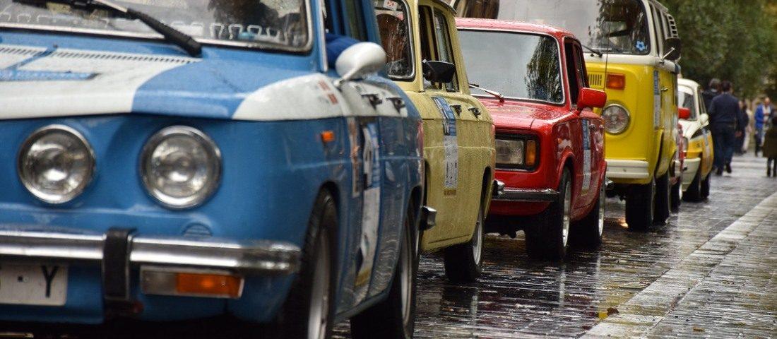 Rallye Vasco Navarro Histórico 2017