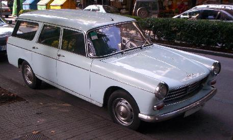 Peugeot 404 Diesel Familiar