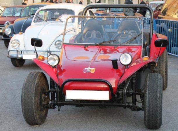 Buggy Gofio fabricado en Tenerife