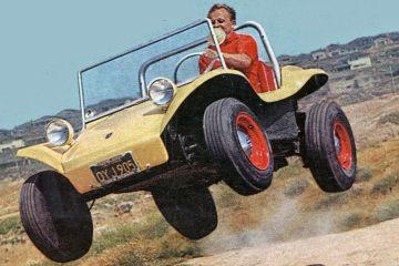 Meyers Manx Buggy Volkswagen
