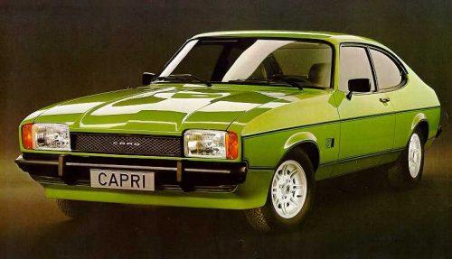 Ford Capri MkII