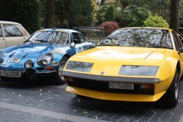 Rallye Vasco-Navarro Histórico 2012