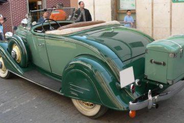 15ª edición del Rally del Norte de Automóviles Antiguos (Memorial Ramón Calderón)