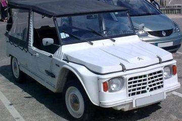 Citroën Mehari C
