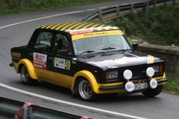 Rallye Lea Artibai 2012