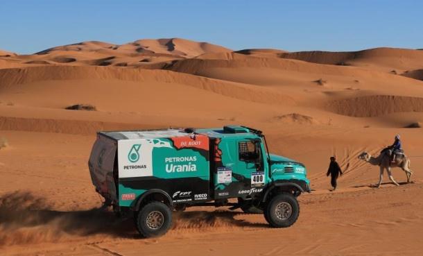 Africa Race 2018 Gerard De Rooy