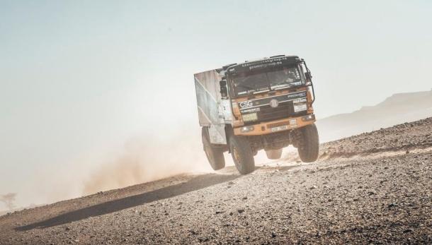 Africa Race 2018 Tatra