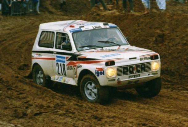 Lada Niva Dakar 1988