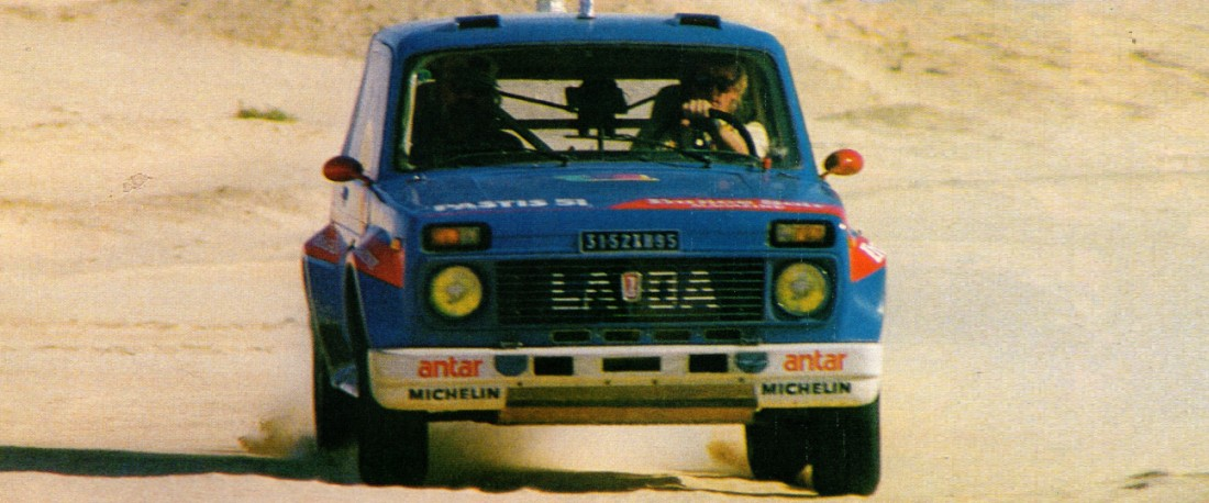 Niva V6 Paris Dakar