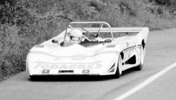 Carlos Arenzana. Lola BMW