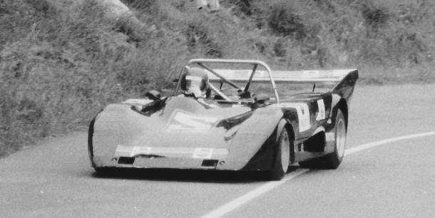 Miguel Iraola. Lola BMW