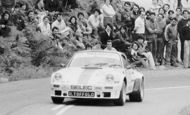 Raymond Toffolo. Porsche 911. MotorMania