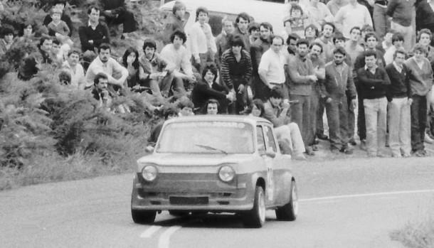 Vicente Erro. Simca Rallye. MotorMania
