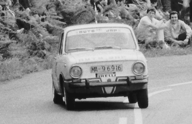Jose M Etxerzarraga. SEAT 850. MotorMania