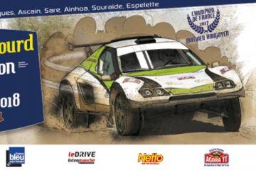 Rallye du Labourd 2018